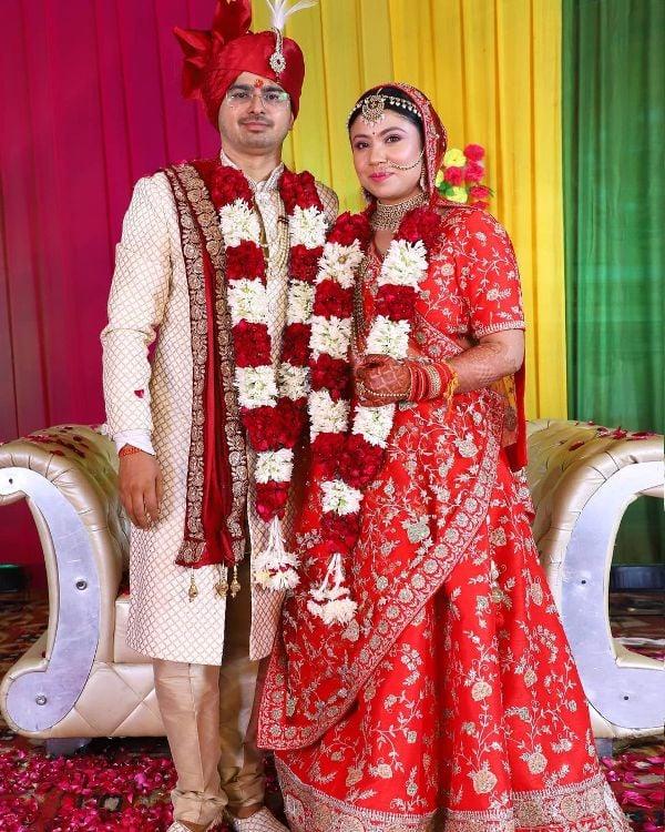 Akanksha Sharma getting married