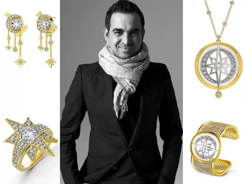 Some designs from Bibhu Mohapatra's jewellery collection
