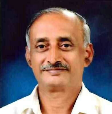 Aravind KP's father
