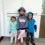 Diana Hayden's kids