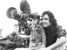 Feroz Khan directing a movie