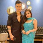 Jay Dudhane with Simran Bawa