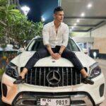 Jay's Mercedes