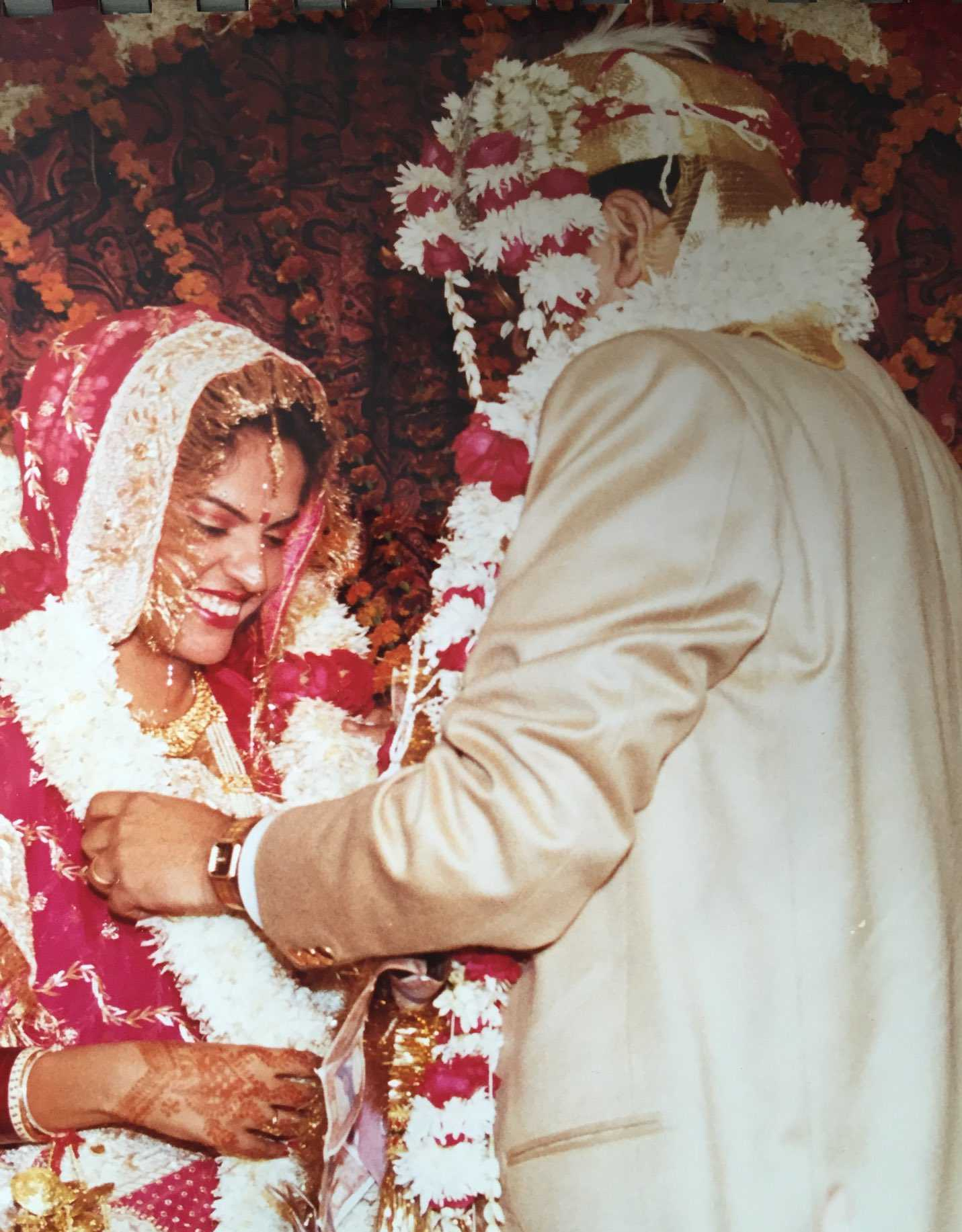Navika Kumar marriage image