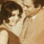 Sanjeev Kumar and Sulakshana Pandit