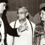 Sanjeev Kumar with an award