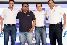 Snapdeal buying freecharge