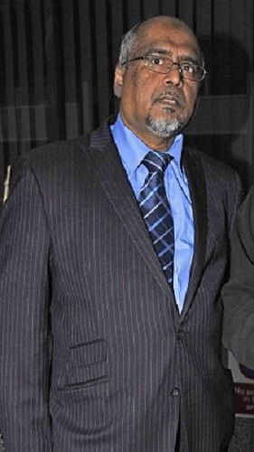 Afshan Azad's father