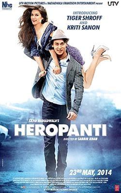 Heropanti poster