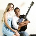 Kate Elizabeth With Lucky Ali