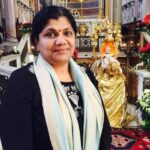 Mukesh's sister Jayshree