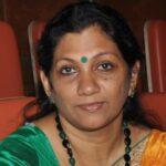 Mukesh;s sister Sandhya Rajendran
