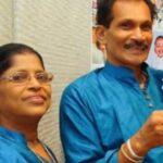 Pushpika De Silva's Parents