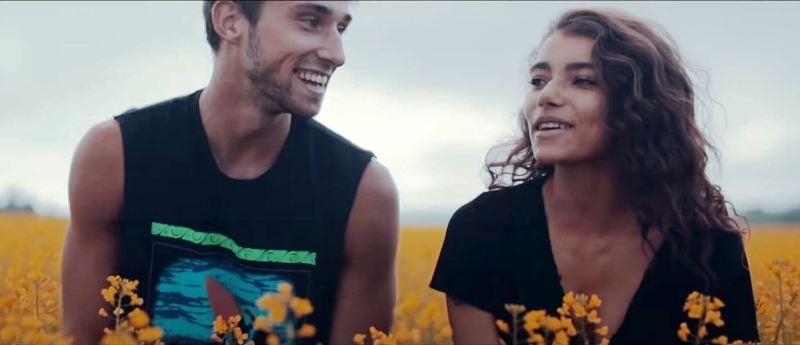 Sam Kolder and Arianna Hicks