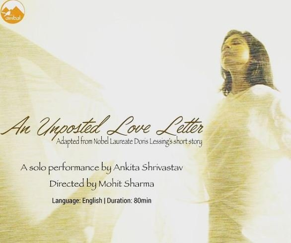 An Unposted Love Letter cover art