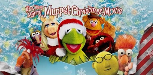 Poster of 'It's A Very Merry Muppet Christmas'