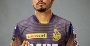 Vaibhav Arora for Kolkata Knight Riders in IPL