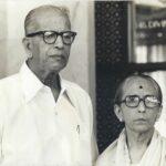 Shobhaa De's parents