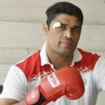 Satish Kumar (Boxer) Height, Weight, Wife, Family, Biography & More