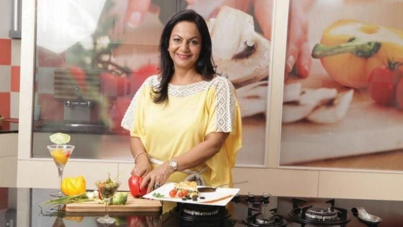 Chef Nita Mehta