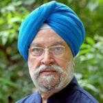 Hardeep Singh Puri Age, Caste, Wife, Children, Family, Biography & More