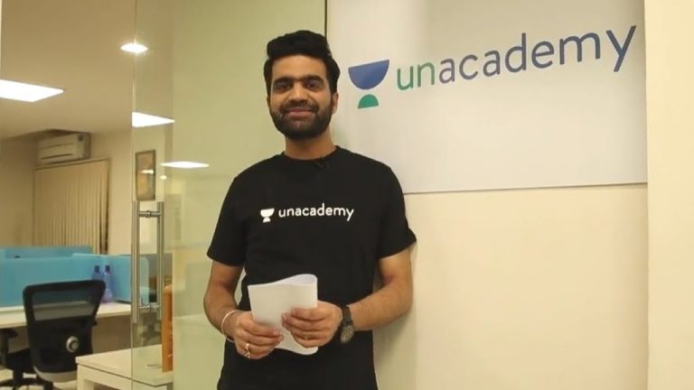 Jatin Verma as an educator at Unacademy