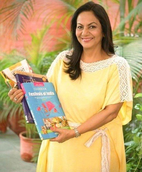 Nita Mehta as an author