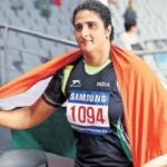 Seema Punia (Discus Throw) Age, Height, Weight, Family, Biography & More